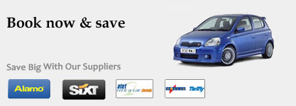 Slovenia Airport Car Rental